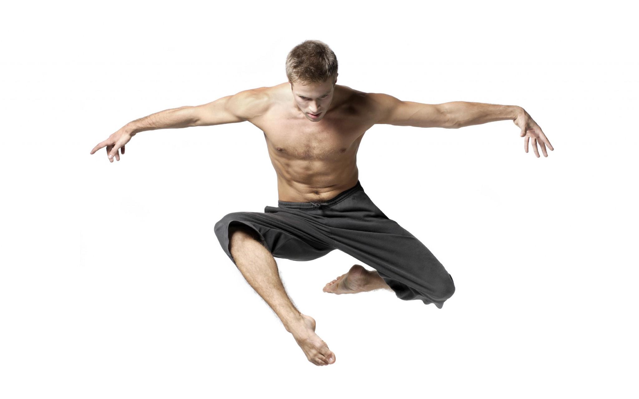 Dancer-flying